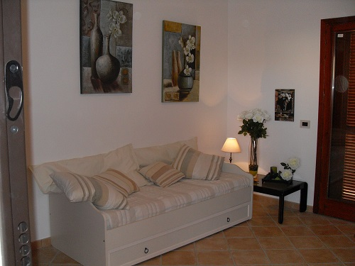 Appartamento - Sardegna (olbia -  Olbia-Tempio - OT) ~ corner room with double pull-out bed